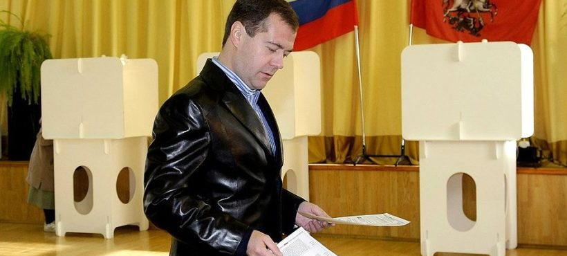 Duma election in Russia. Freer this time?