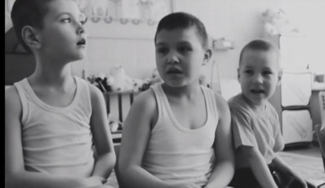 Russian State Against Children
