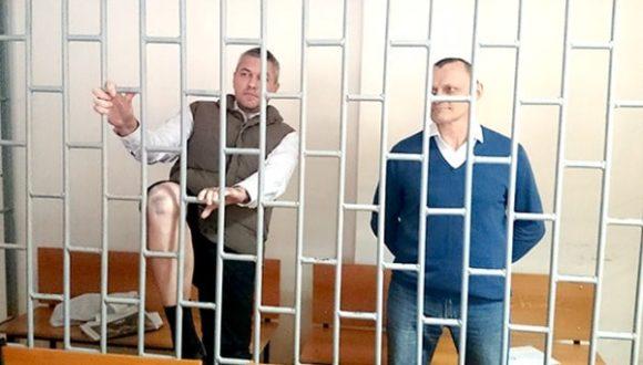 """W groznym zakończył się proces """"Ukraińskich bojowników-wikingów"""" – wyroki po 22,5  I  20 lat kolonii karnej"""