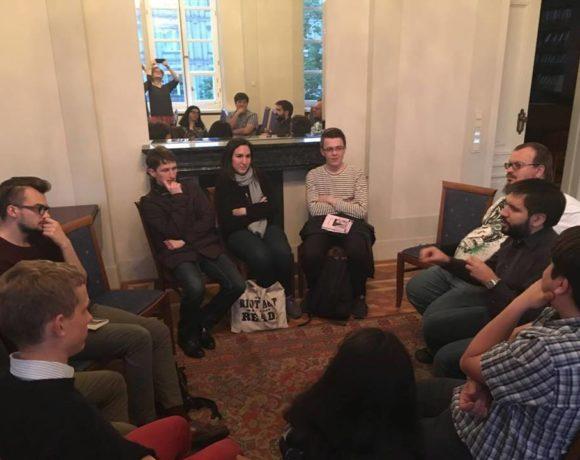 Spotkanie z Olegiem Kozłowskim i Aleksiejem Kozłowem