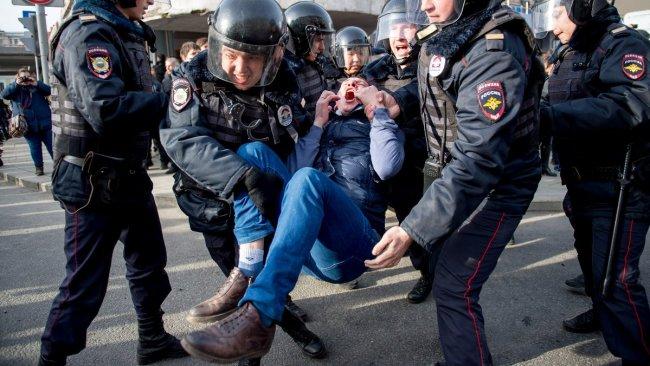 Represje wobec uczestników akcji antykorupcyjnych z 26 marca 2017 roku