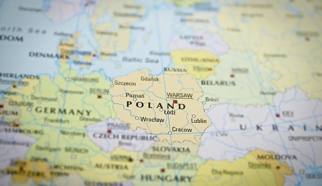 Забастовка польских таможенников