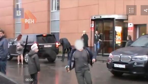 Aleksiej Nawalny oskarżył Administrację Prezydenta o zorganizowanie na niego napadu. Grozi mu utrata oka