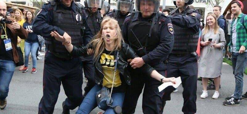 От кого надо освобождать Россию?