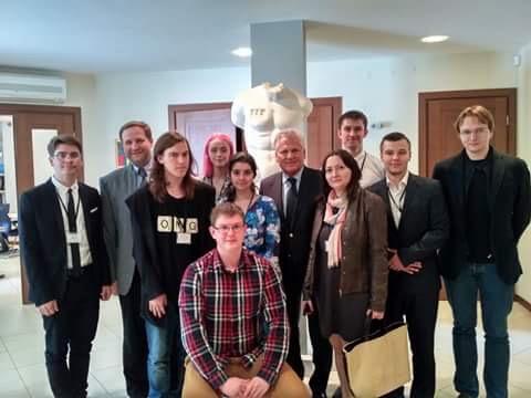 Jak ZWR gościło w Polsce młodych organizatorów protestów 26 marca