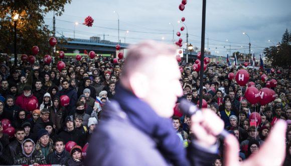 7 października Rosjanie znowu masowo wyjdą na ulice – za Nawalnego i konkurencyjne wybory