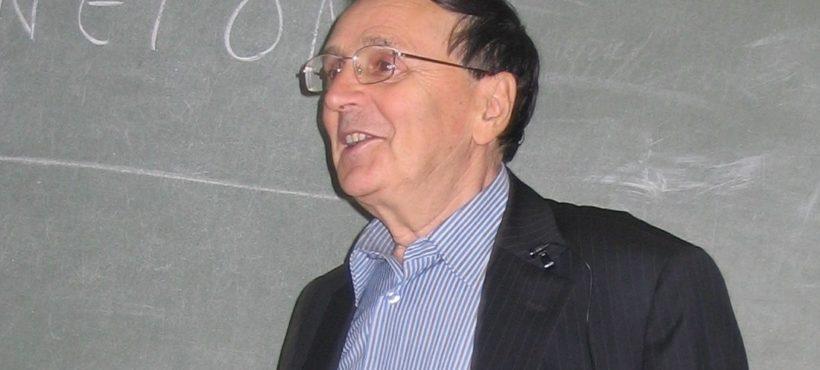 Andriej Zalizniak, 1935-2017