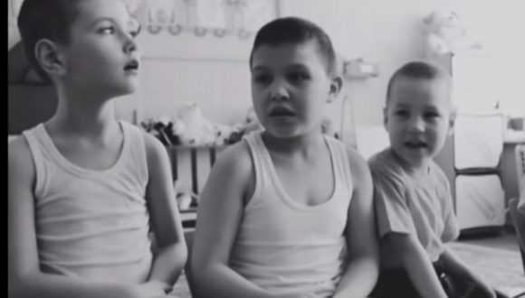 Russian State Against Children