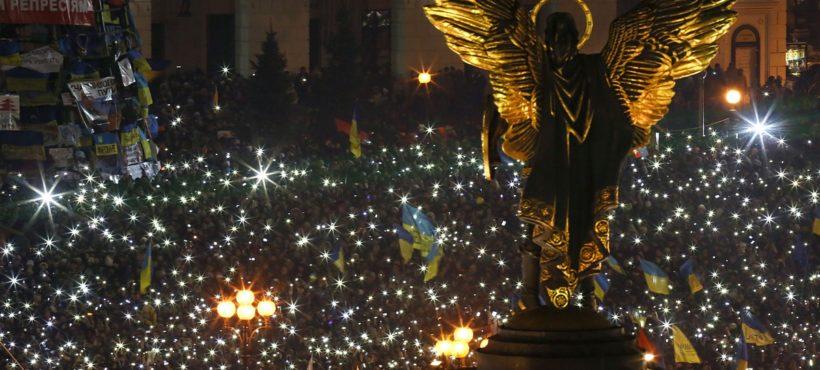 5 lat od zwycięstwa ukraińskiej Rewolucji Godności