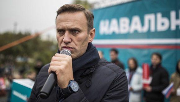 Policja w Moskwie zatrzymała Aleksieja Nawalnego