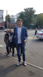 Dmitrij Gudkow/Facebook