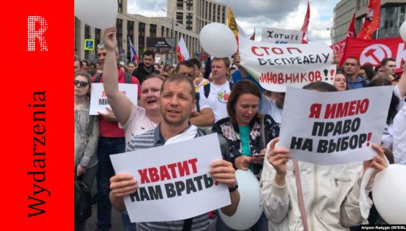 Podpisz petycję: Rejestracja niezależnych kandydatów na deputowanych Moskiewskiej Dumy Miejskiej