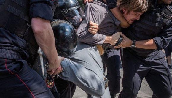 """Działaczka """"Za Wolną Rosję"""" Anastazja Siergiejewa: protesty w Moskwie nie ustaną, pokazały wielu nowych liderów"""