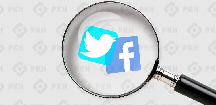 Sąd w Moskwie nałożył grzywnę w wysokości po 4 mln rubli na Facebook i Twitter