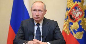 Władimir Putin - kremlin.ru