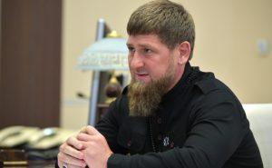 Ramzan Kadyrow - zdjęcie kremlin.ru