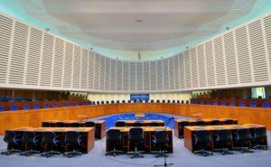Sala sądowa ETPC - wikipedia.org