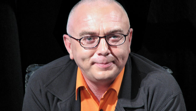 Dziennikarz dwukrotnie zagłosował przeciw poprawkom do Konstytucji