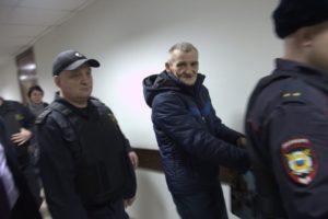 Jurij Dmitriew - zdjęcie facebook.com/groups/delo.dmitrieva