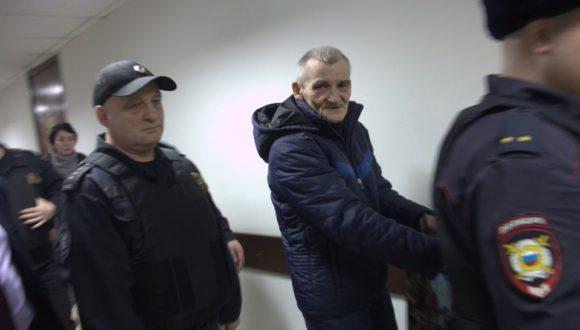 Historyk Jurij Dmitriew skazany na 3,5 roku kolonii karnej