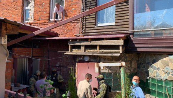 W Kazaniu policja zatrzymała 16 osób podczas wykładu Transparency Int.