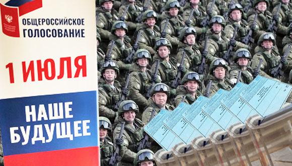 Ekspert Paweł Łuzin: wojsko zagłosowało przeciw poprawkom