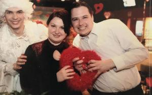 Antonina Zimina i Konstantin Antoniec - zdjęcie media społecznościowe