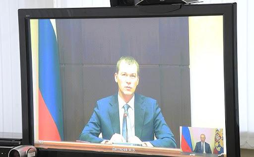 """""""Plucie kremlowskie"""". Czy uda się nowemu przedstawicielowi LDPR uspokoić Chabarowsk? Raczej nie."""
