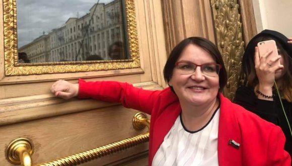 Dzisiaj odbędzie się posiedzenie sądu w sprawie moskiewskiej deputowanej Julii Galiaminej