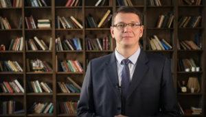 Paweł Czikow - zdjęcie zrzut youtube.com