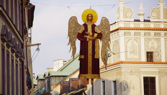 В польском уездном городе Н…
