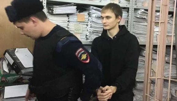 Prokuratura zażądała 6 lat więzienia dla doktoranta Azata Miftachowa