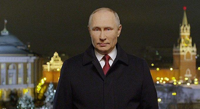 Putin podpisał szereg represyjnych ustaw