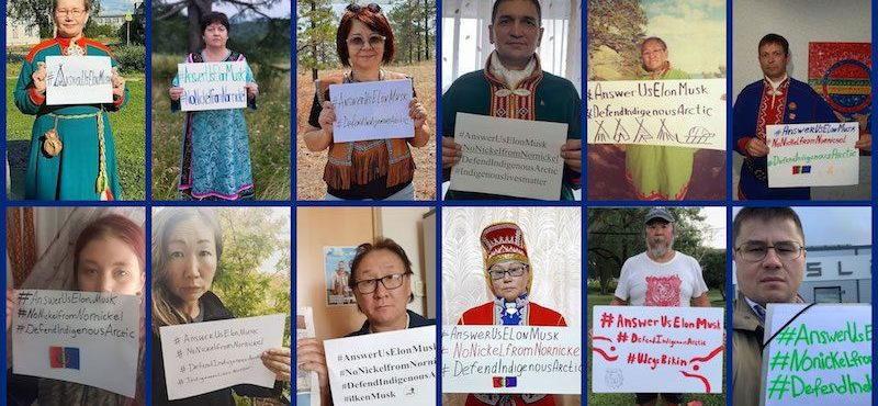 #AnswerUsElonMusk: Russia's indigenous peoples campaign against Arctic pollution
