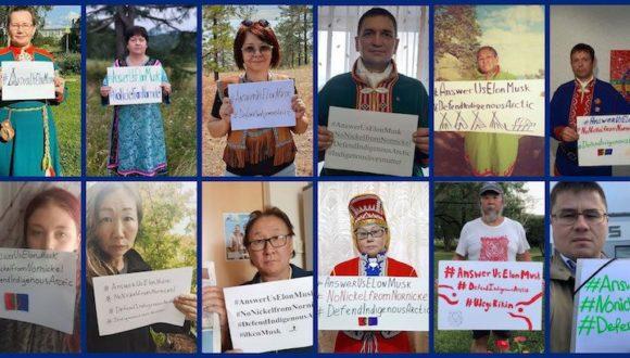 Ответь нам, Илон Маск: коренные народы России против загрязнения Арктики