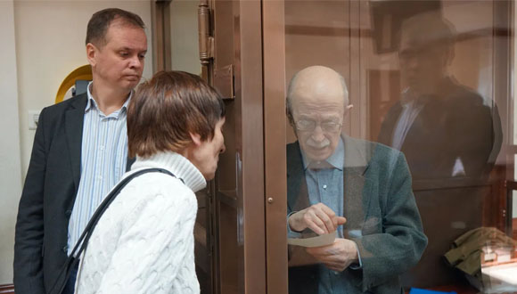 Nie żyje naukowiec Wiktor Kudriawcew. Wcześniej został oskarżony o zdradę stanu