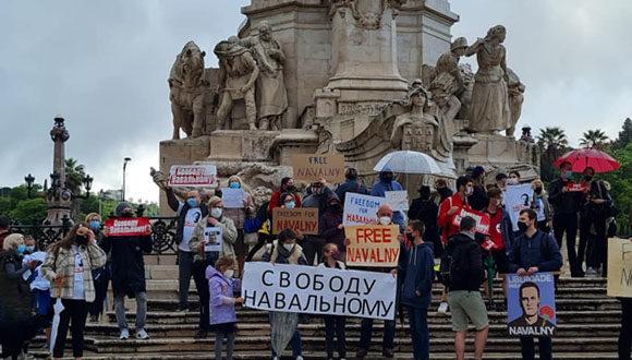 Rada Miasta Lizbony przekazywała władzom rosyjskim dane osobowe rosyjskich aktywistów