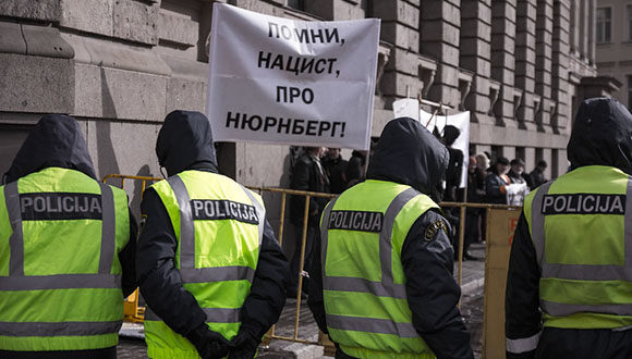 """Riga police have questions for the Russians, whose money is related to the """"Magnitsky case"""""""