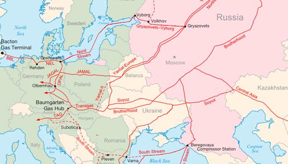 Czym jest Fundacja Walki z KorupcjąNawalnego, a czym jest Nord Stream 2 Putina?