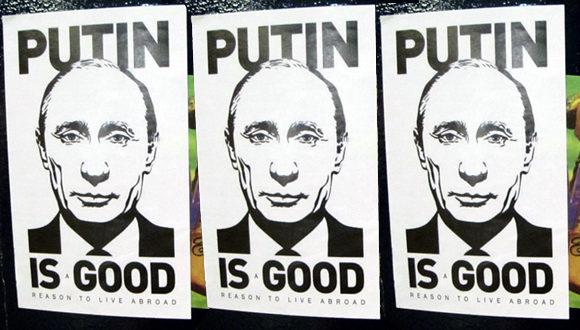 Dlaczego niektórzy rosyjscy emigranci kochają Putina