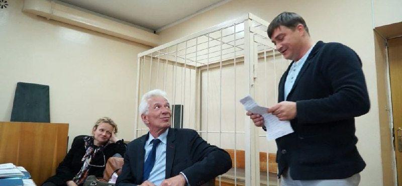Maria Eismont about Russian activist Yegorov case